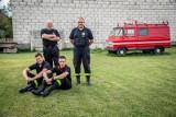 Strażacy z Zabłudowa mają misję: uzbierać 130 tys. na nowy wóz