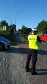 Weekendowe kontrole na drogach powiatu krakowskiego. Policjanci ujawnili mnóstwo wykroczeń