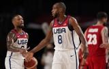 Tokio 2020. Pokaz siły koszykarzy USA. Amerykanie zmiażdżyli Iran 120:66