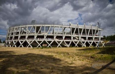 Budowa stadionu opóźniona. Miasto wybacza wykonawcy.