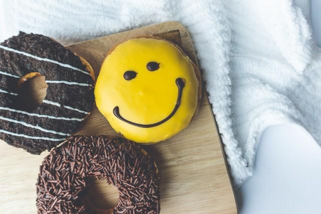 Uśmiechnij się w tłusty czwartek