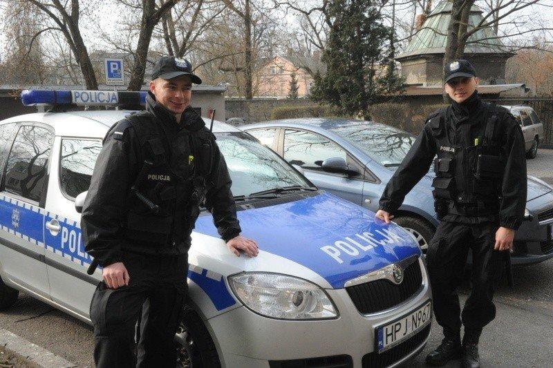 Tłum Młodych Ciągnie Do Pracy W Policji Nowa Trybuna Opolska