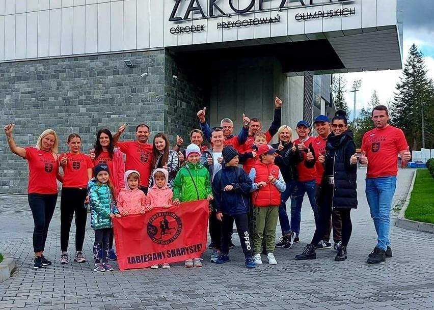 Skaryszewianie na sportowo spędzili czas w polskich Tatrach.