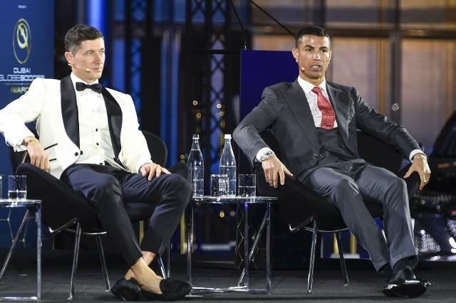 Lewandowski i Ronaldo
