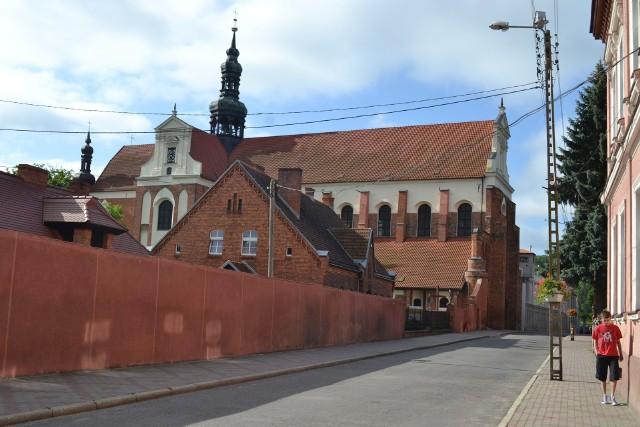 Koncerty w Bazylice pw. Wniebowzięcia NMP w Koronowie rozpoczynać się mają o godzinie 19