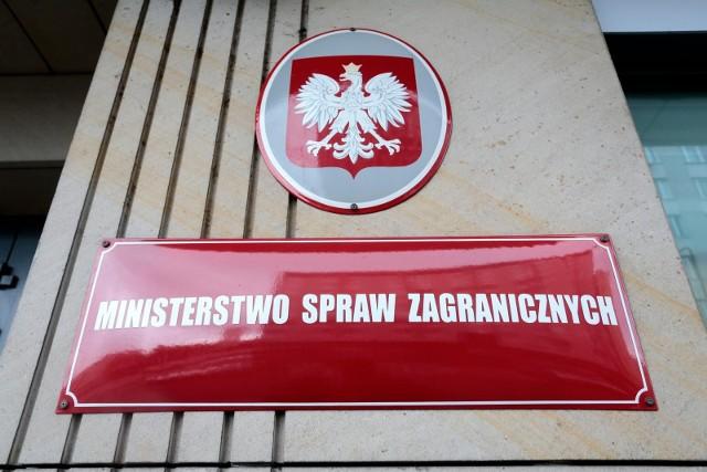 Wiceszef MSZ Marcin Przydacz o zakończeniu akcji ewakuacyjnej z Afganistanu: Zasadnicze cele misji zostały wypełnione