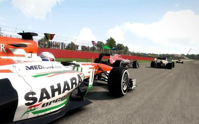 F1 2013Premiera gry F1 2013 już 4 października
