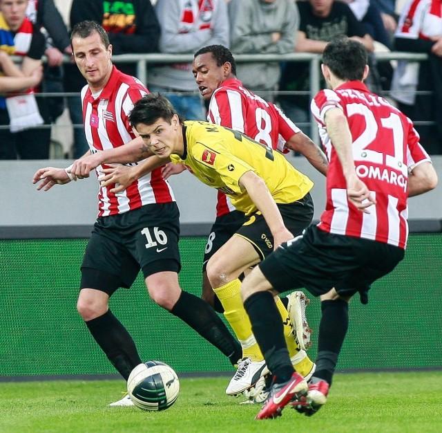 Mariusz Stepiński ma szansę zagrać w reprezentacji U-19
