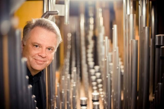 dr hab. Marek Stefański, dyrektor Podkarpackiego Festiwalu Organowego