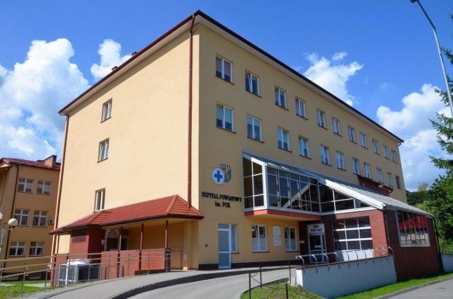 Szpital Powiatowy imienia Polskiego Czerwonego Krzyża  w Nisku ma ma covidowy oddział na 35 łóżek