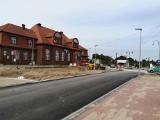 Dworzec z Tucholi będzie z lepszym dojazdem i otoczeniem [zdjęcia]