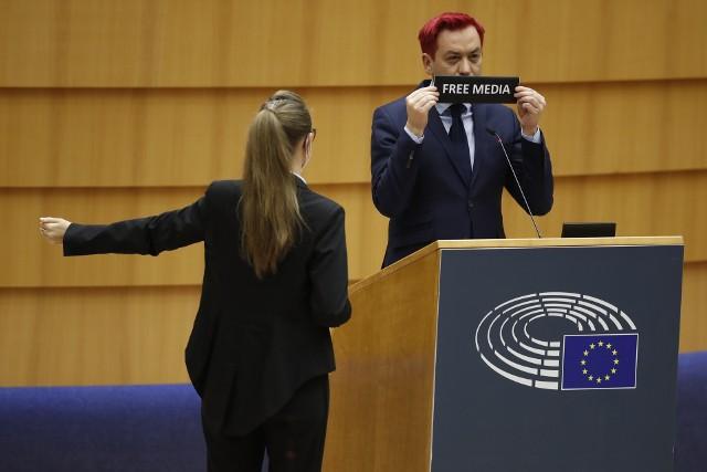 Gorąca debata w Parlamencie Europejskim o wolności mediów w Polsce, w Słowenii i na Węgrzech oraz o strefie wolności LGBTIQ w UE