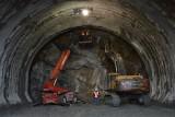 Tak drążą tunel pod Luboniem Małym [ZDJĘCIA, WIDEO]