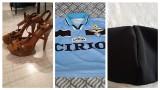 Szpilki, koszulka piłkarska Lazio Rzym lub maseczka ochronna. Zobacz przedmioty, które mogą być Twoje za darmo