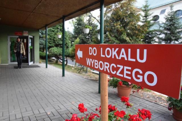To już będzie trzecia próba zwołania wyborów uzupełniających w Oleśnie.