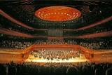 Nowe organy w NOSPR w Katowicach. Trwa montaż i budowa. Do tej pory w dużej sali koncertowej była atrapa. Instrument zrobiła firma Škrabl