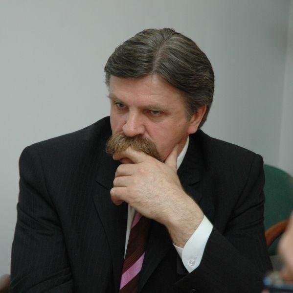 Krzysztof Putra: - Ponad wszelką wątpliwość ani ja, ani moje biuro, w sprawie sprzedaży drewna nie interweniowało.