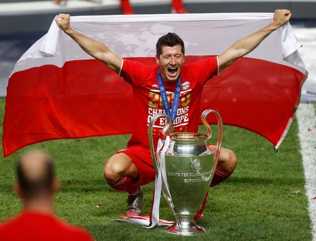 Robert Lewandowski ma za sobą najlepszy sezon w karierze. Nie tylko w Lidze Mistrzów.