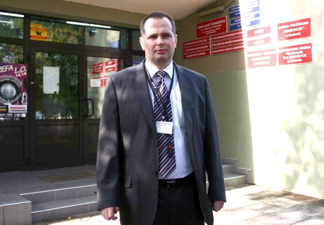 - Jako jedna z nielicznych szkół w Polsce posiadamy tytuł Mentor School – mówi Artur Rudnicki, zastępca dyrektora Zespołu Szkół Technicznych w Radomiu.
