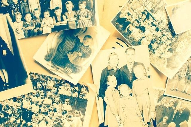 Pamiątki, fotografie, dokumenty - to klucz do poznawania historii rodziny