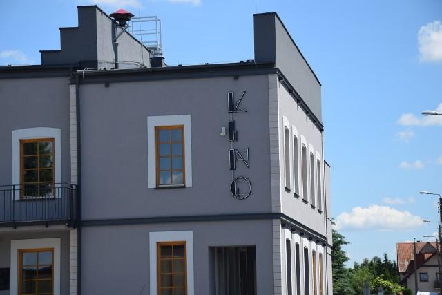 Kino Górnik zostało wyremontowane kilka miesięcy temu.