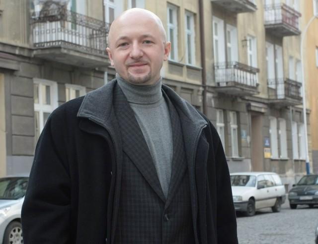 Tadeusz Bal, licencjonowany zarządca nieruchomości.