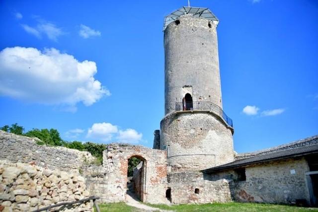 W niedzielę na zamku w Iłży będą kolejne atrakcje w średniowiecznych klimatach.