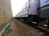 Wola Rzędzińska. Wypadek na torach. Pociągi nie kursowały przez kilka godzin między Tarnowem a Dębicą