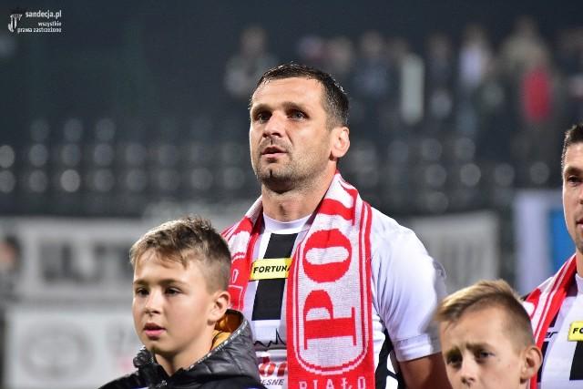 Jednym z najbardziej znanych zawodników Popradu Muszyna jest obecnie Grzegorz Baran