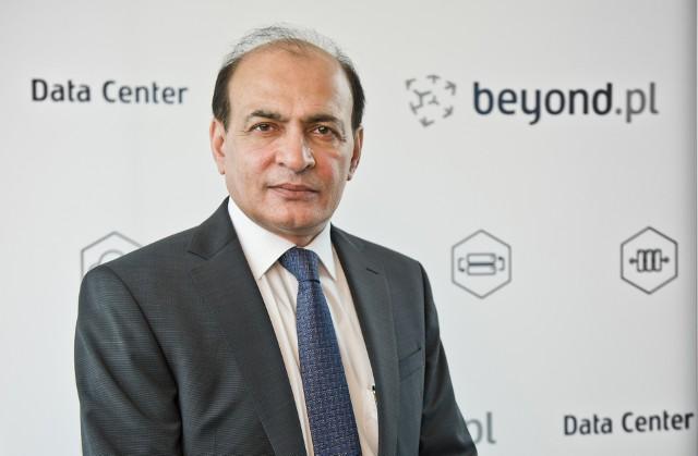 Dyrektorem generalnym wiodącego międzynarodowegodostawcy rozwiązań i usług chmurowych i kolokacyjnych w Polsce i Europie Wschodniej został Aman Khan.