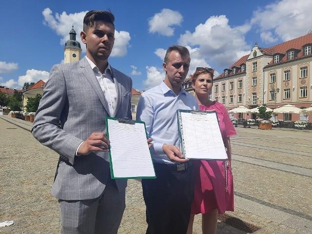 Ludowcy rozpoczęli zbiórkę podpisów pod projektem obywatelskim o utworzenie tymczasowego całodobowego oddziału psychiatrii dziecięcej.