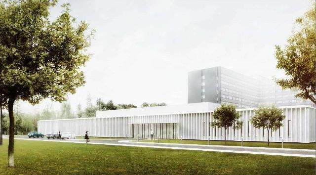Tak ma wyglądać nowy budynek Szpitalnego Oddziału Ratunkowego na radomskim Józefowie.