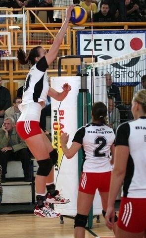 Dominika Koczorowska została uznana MVP turnieju w Mysłowicach