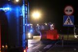 Tragiczny wypadek na wschodniej obwodnicy Wrocławia. Nie żyją dwie młode osoby potrącone przez samochód [ZDJĘCIA]