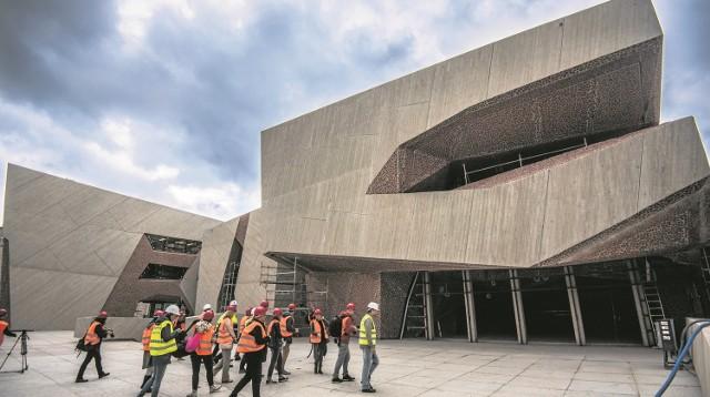 Prace budowlane w Centrum Kulturalno-Kongresowym Jordanki potrwają jeszcze tylko trzy tygodnie