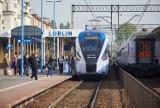 Warszawa - Lublin: Dłużej koleją do stolicy