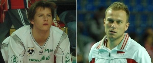 Bartosz Kurek i Piotr Gacek.