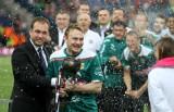 Z ARCHIWUM Dziewięć lat temu Śląsk Wrocław został mistrzem Polski (ZDJĘCIA)