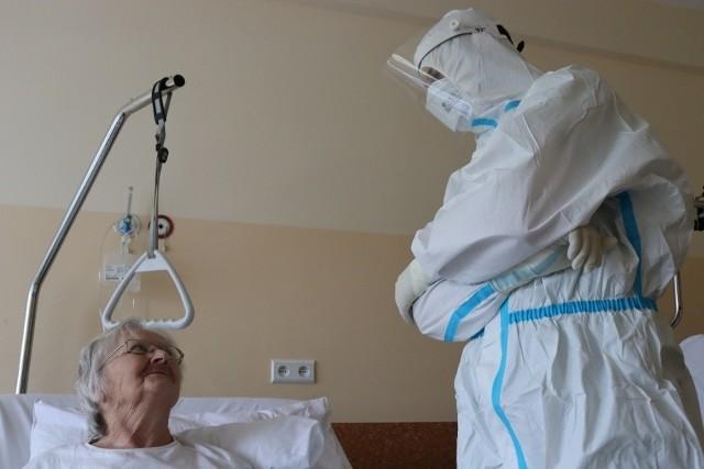 Kolejny sukces gorzowskich lekarzy w walce z COVID