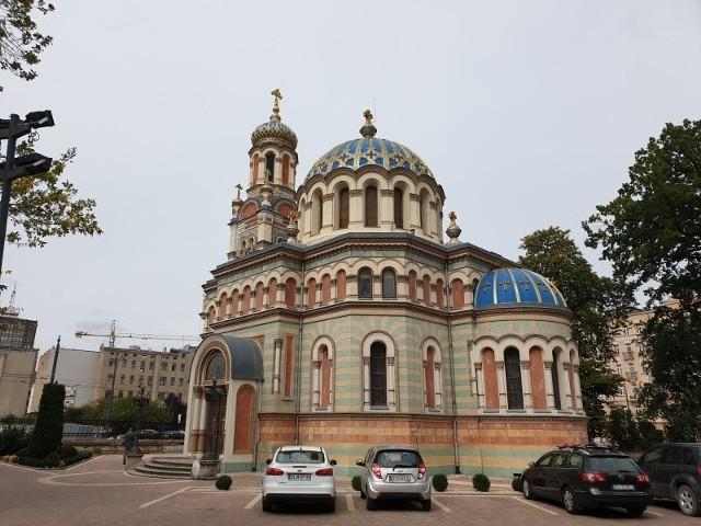 Cerkiew św. Aleksandra Newskiego w Łodzi