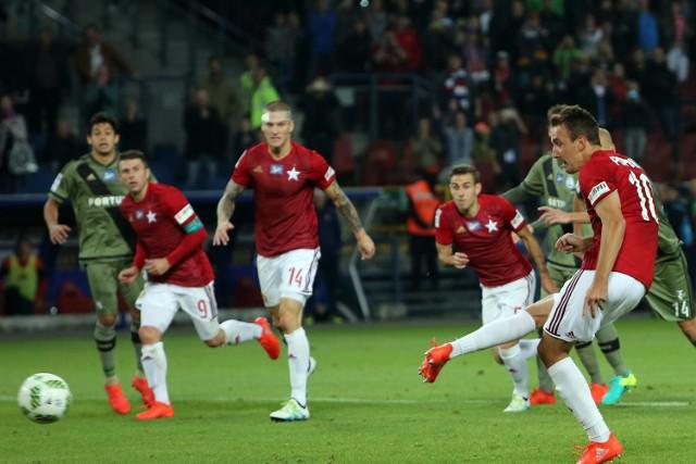 Wisła Kraków - Legia Warszawa 0:0