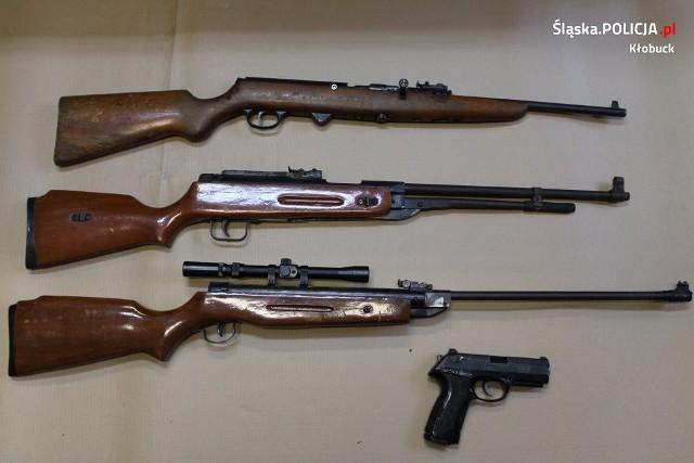 Broń zabezpieczona przez policję zostanie poddana ekspertyzie