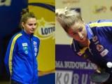 Indywidualne mistrzostwa Polski w tenisie stołowym. Julia Ślązak i Agata Zakrzewska z KTS Enea Siarkopolu Tarnobrzeg nie zdobyły medali