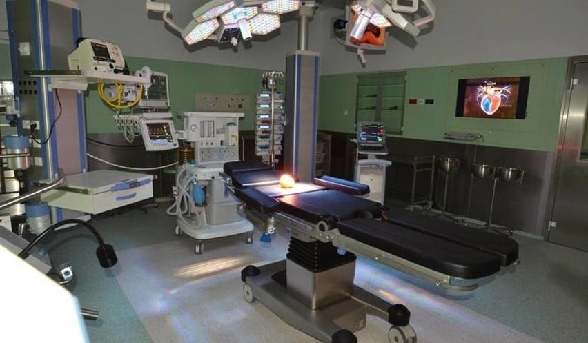 """Blok kardiochirurgiczny w """"Biegańskim"""" jest na najwyższym..."""