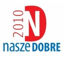 Oto logo plebiscytu Nasze Dobre Kujawsko-Pomorskie 2010