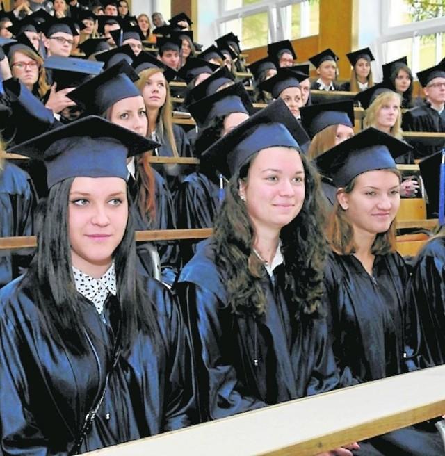 Na GUMed-zie inauguracja roku akademickiego już się odbyła