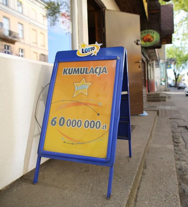 W sobotę (7 maja) można było wygrać 60 milionów złotych