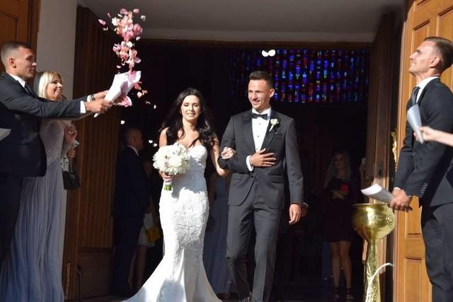 Rafał Wolski, piłkarz Lechii Gdańsk, się ożenił