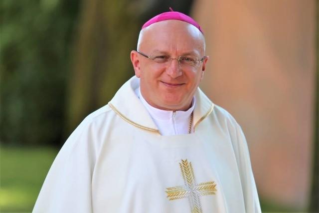 Biskup Krzysztof Jakub Wętkowski sakrę biskupią przyjął w 2012 roku.