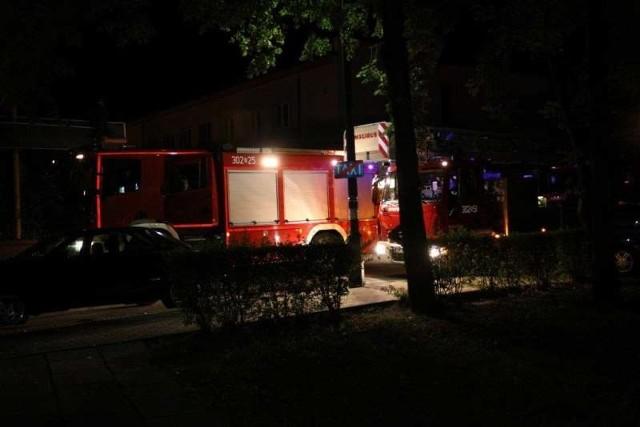 Strażacy musieli użyć specjalistycznego sprzętu, akcja trwała kilkanaście minut.